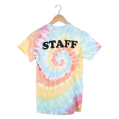 Tie Dye STAFF Tee - Small / TIE DYE - CAMP Collection - 1