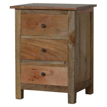 Load image into Gallery viewer, Rustic Bedside - Rustic-Furniture.co.uk