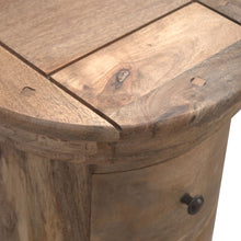 Load image into Gallery viewer, Granary Royale Slim Drum Chest with 5 Drawers - Rustic-Furniture.co.uk