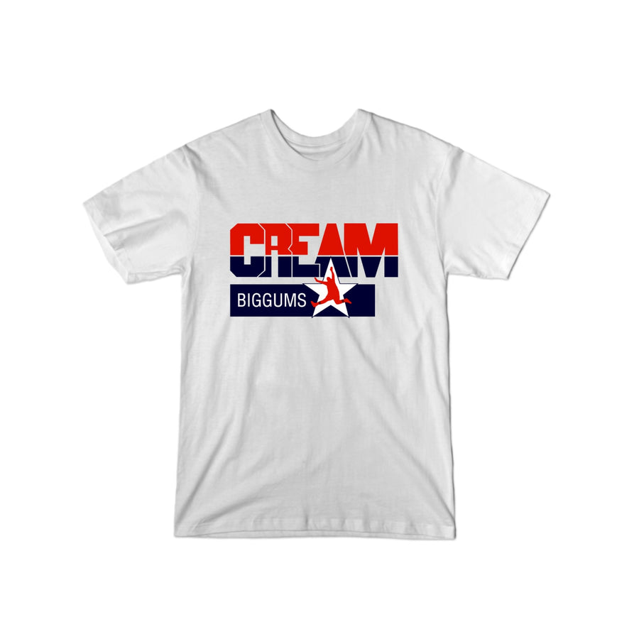 Cream Team T-Shirt