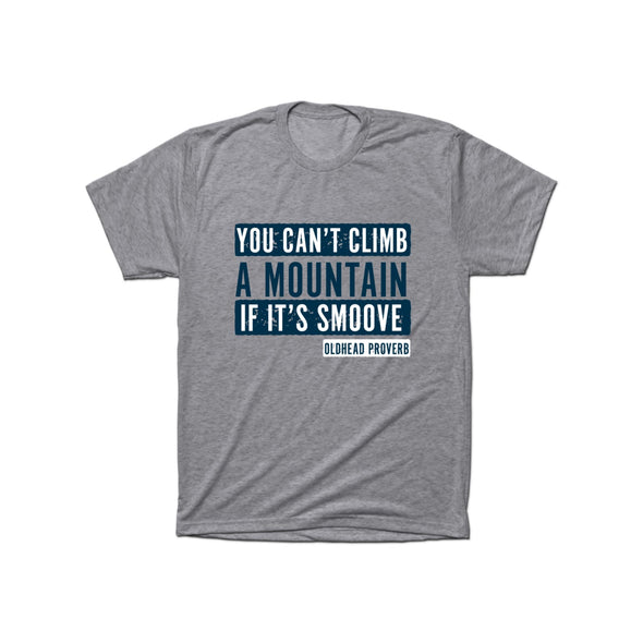 Old Head Proverb T-Shirt