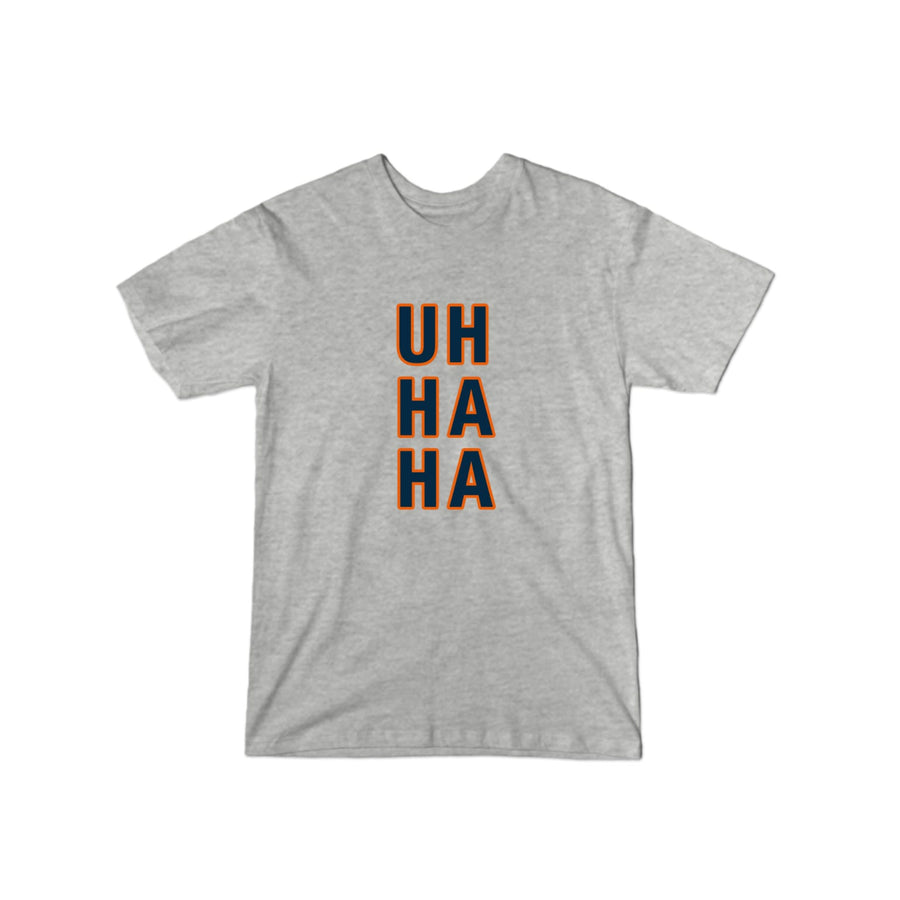 Uh Ha Ha (White Chicago) T-Shirt