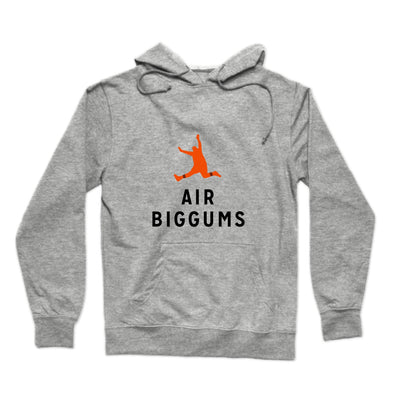 Air Biggums Hoodie (Black Text)