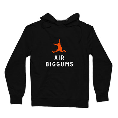 Air Biggums Hoodie (White Text)