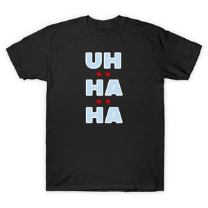 POS UH HA HA Chicago T-shirt - whistlesports