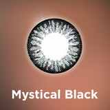 Medicsoft Velvet - Mystical Black (Monthly - 2 PCS)