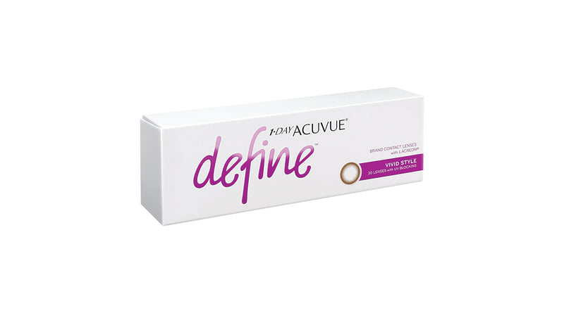 1-DAY ACUVUE® DEFINE® (30 pcs)