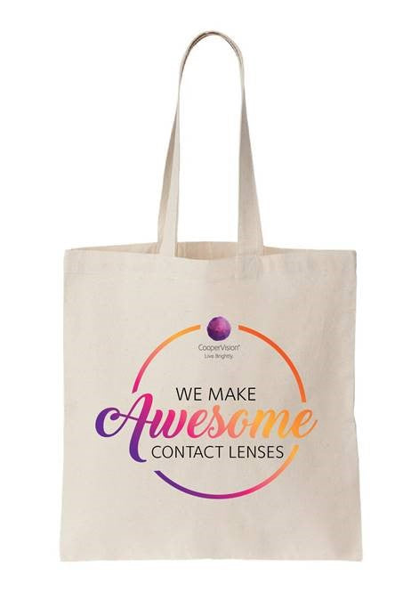 CooperVision Tote Bag