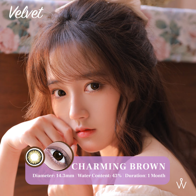MedicSoft Velvet (Monthly Lens - 2 Pcs)