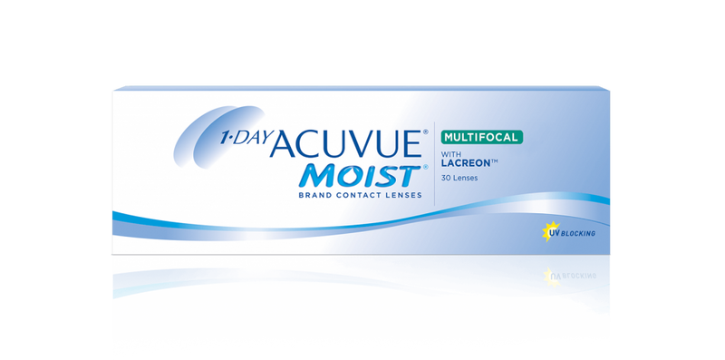1-DAY ACUVUE® MOIST® for Multifocal (30 pcs)