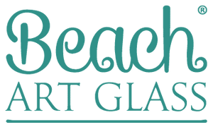Beach Art Glass