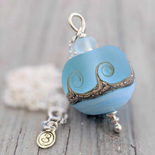Load image into Gallery viewer, Sea Breeze XL Ball Pendant
