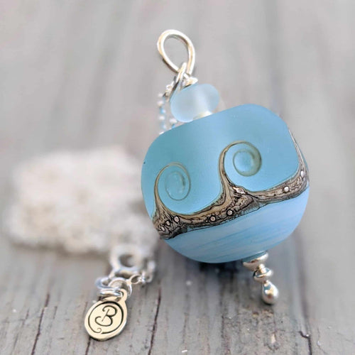 Sea Breeze XL Ball Pendant