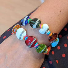 Load image into Gallery viewer, Bright Bead Bracelets