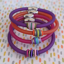 Load image into Gallery viewer, Hoop & Loop Bracelets