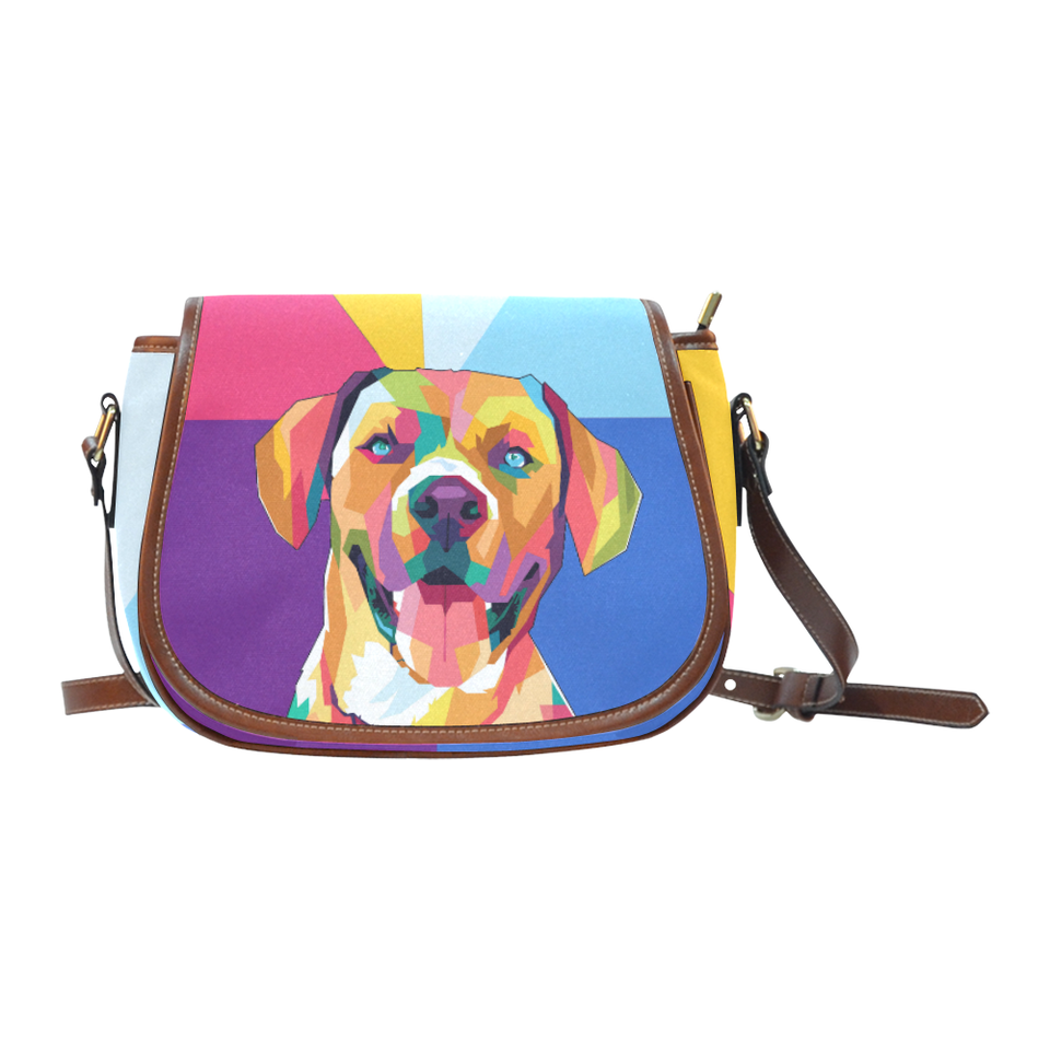 WPAP Pet Cross Body Bag