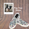 Floral Pop Pup Slip Ons - Gifts for Dog Lovers