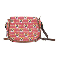 Puppy Love Saddle Bag