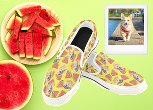 Fruit Pup Slip Ons - Gifts for Dog Lovers