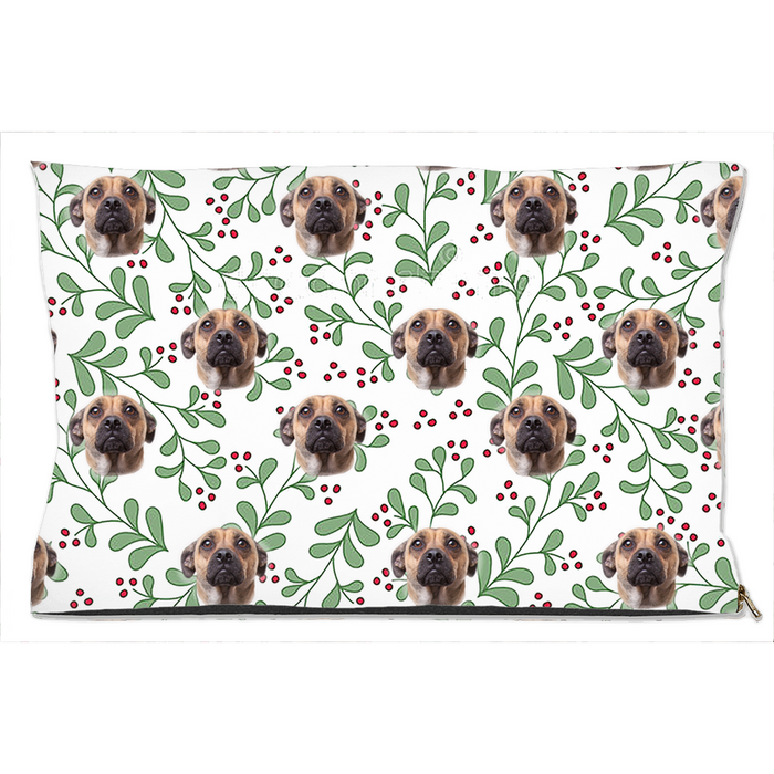 Green Leaf Pattern - Gifts for Dog Lovers