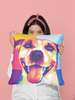 WPAP Pop Art Pet Pillow - Gifts for Dog Lovers