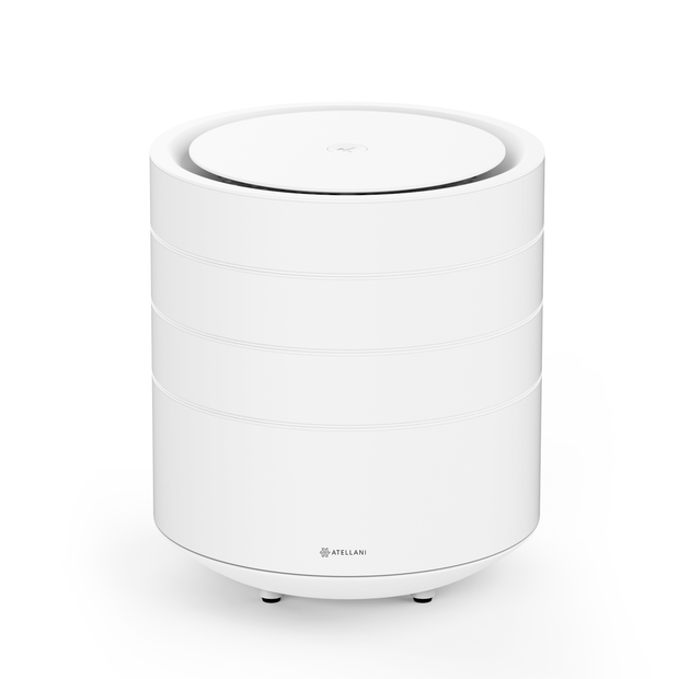 Brid XL Air Purifier + Carbon Monoxide Alarm