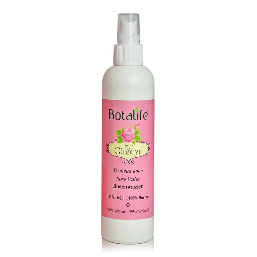Rose Water 250ml Spray Bottle