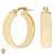Christian Van Sant Italian 14k Yellow Gold Earrings - CVE9LRT