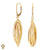 Christian Van Sant Italian 14k Yellow Gold Earrings - CVE9LSF