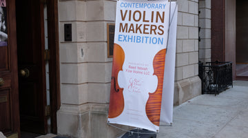 2019 Reed Yeboah Contemporary Violin & Bow Makers Exhibition