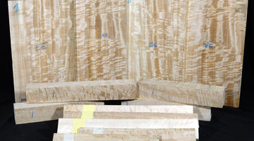 Just in from Italy - Magnificent Lombardy poplar viola back sets