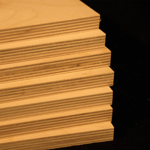 Baltic/Russian birch plywood