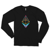 EthHub Large Logo Long Sleeve Shirt