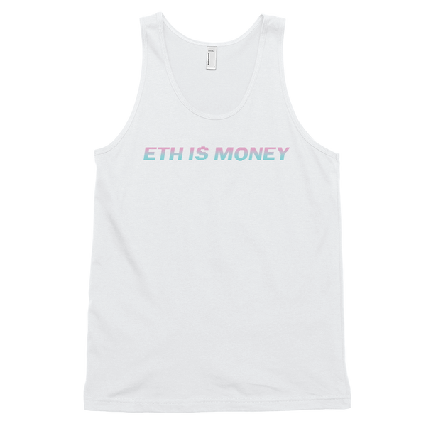 Eth is Money Tank Top