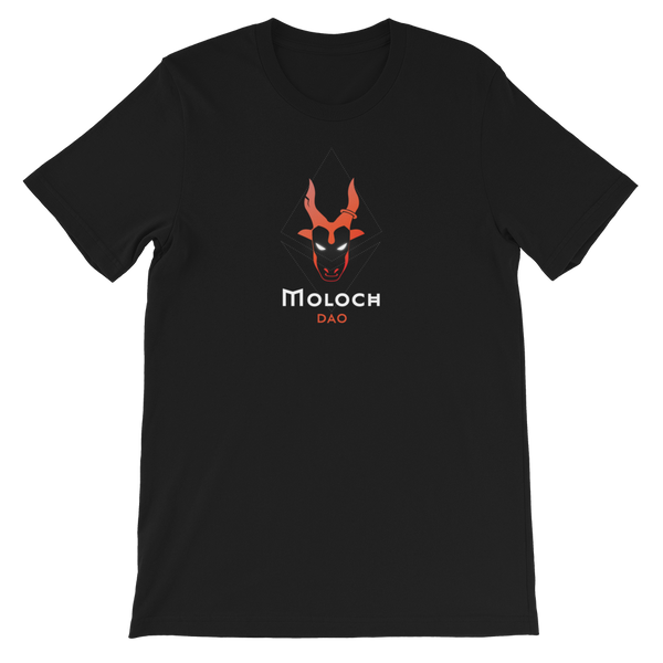 Moloch DAO Demon T-Shirt