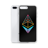 EthHub iPhone Case Black