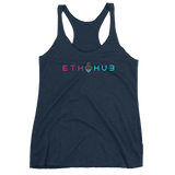 Women's EthHub Full Logo Tank Top