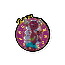 Load image into Gallery viewer, Zodiac Sign Taurus Sticker