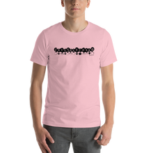 Load image into Gallery viewer, Cafe Sketching Unisex T-Shirt
