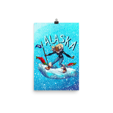 Load image into Gallery viewer, Alaska Poster