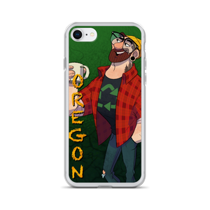 Oregon iPhone Case