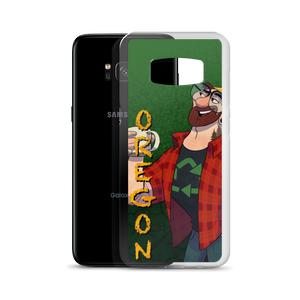 Oregon Samsung Case