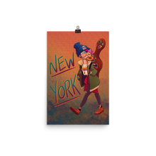Load image into Gallery viewer, New York Poster