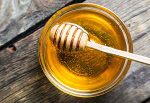 CBD Honey with Cinnamon