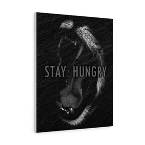 """Stay Hungry"""