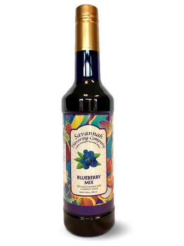 Savannah Flavoring Blueberry Mix
