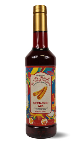 Savannah Cinnamon Flavoring Syrup Mix