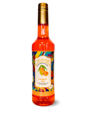 Tropical Mango Savannah Flavoring Company Mix