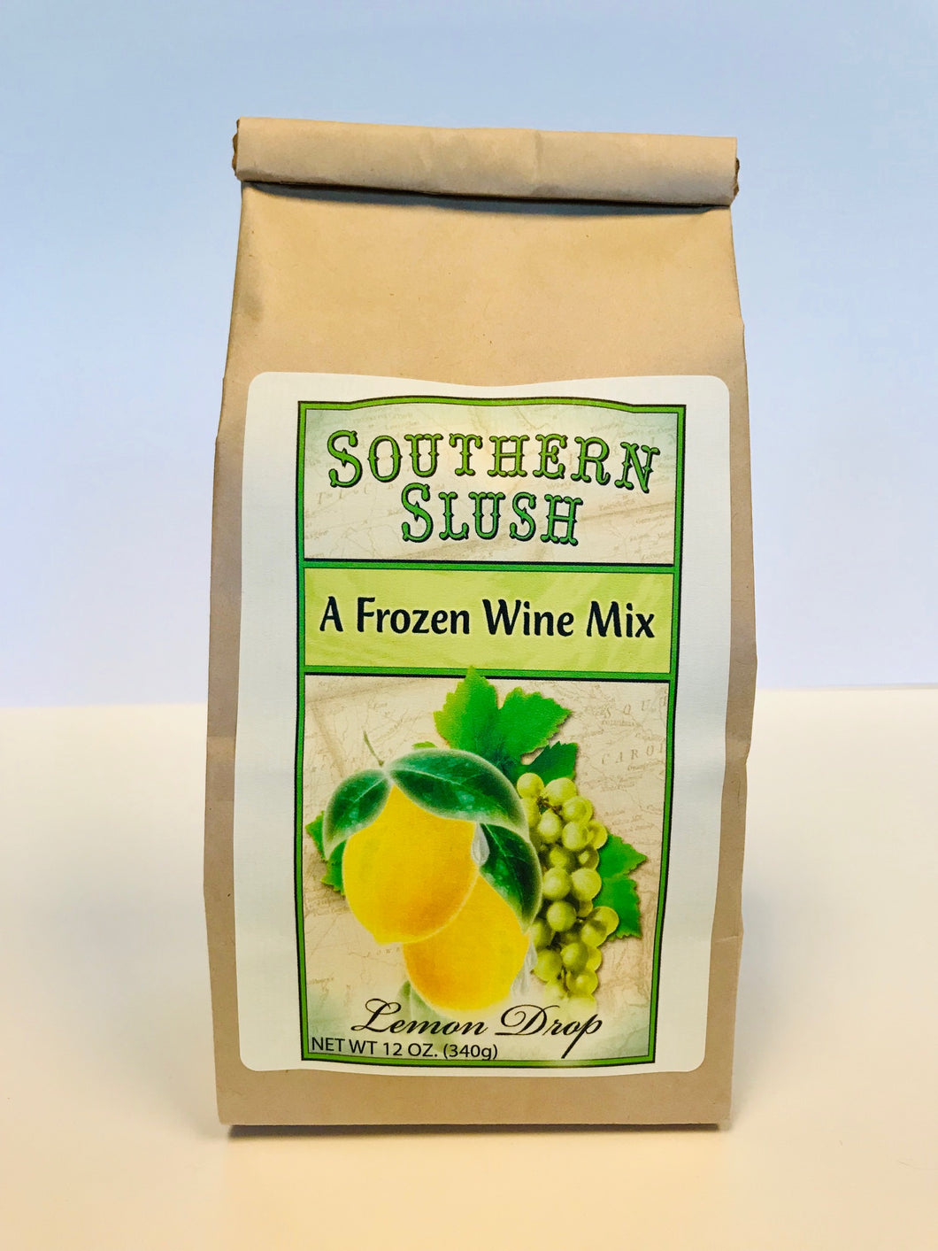 Southern Slush Tropical Lemon Drop Frozen Wine Mix Drink