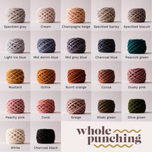 Load image into Gallery viewer, Punch needle yarn pack - 300g (pick 'n' mix)